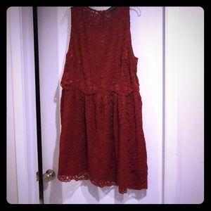 Beautiful Holiday Red Dress